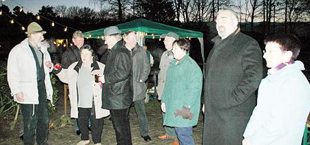 Neujahrstreffen in Estorf