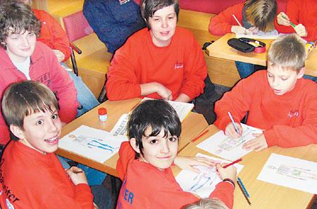 29 Landesberger Johanniter-Kinder bilden sich fort