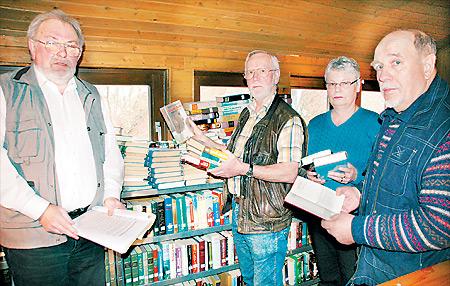Estorf Gemeindebücherei