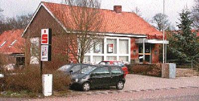Die Sparkasse in Estorf wird zum 1. Dezember in eine SB-Geschäftsstelle umgewandelt.