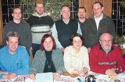 SPD-Vorstand: Marco Winkelmann, Elke Tonne-Jork, Bettina Gerking-Osterwalder, Uwe Meyer, Grant Hendrik Tonne, Achim Friedrichsmeier, Karl-Heinz Ewert, Oliver Ziebolz, Richard Staudt.