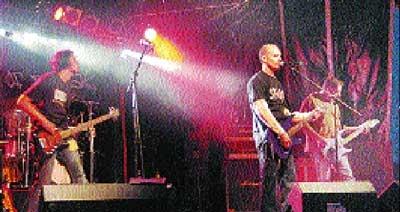 """Gradliniger Hardrock: """"Some Kind Of Freak"""" aus Hannover."""