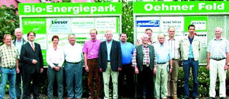 Bioenergiepark Oehmer