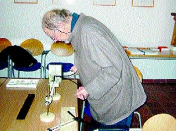 Professor Eike Hensch