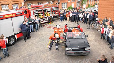 Feuerwehr Stolzenau