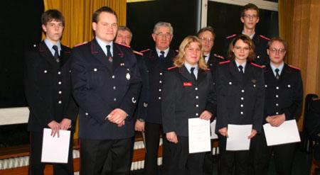 Freiwilligen Feuerwehr Leeseringen
