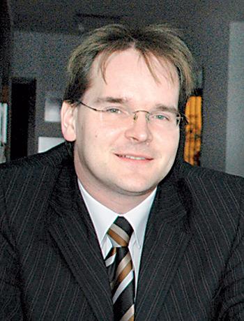 Bürgermeister Grant Hendrik Tonne weist die Vorwürfe des Bahnhofsinhabers zurück.