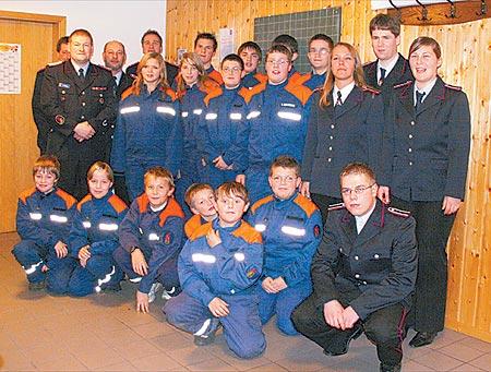 Jugendfeuerwehr Schessinghausen