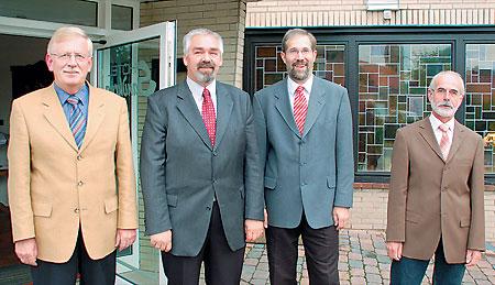 Samtgemeindebürgermeister-Kandidaten