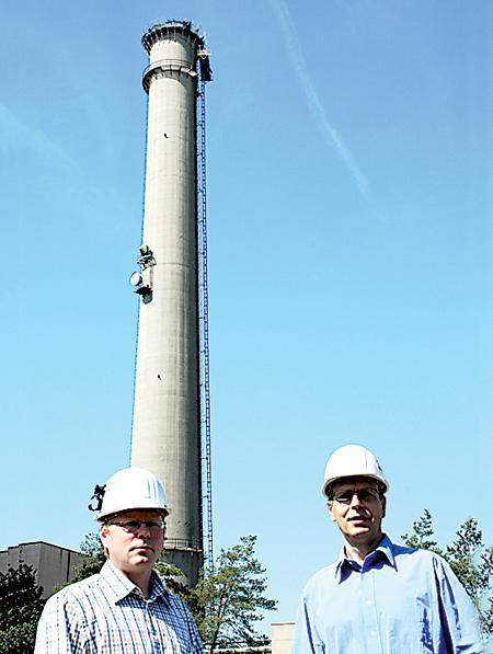 Kraftwerksgruppe Mittelweser