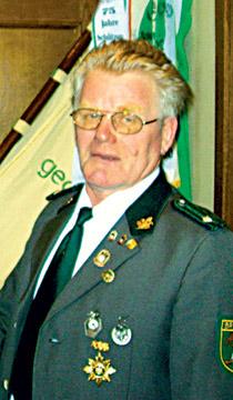 Heinz Michaelis Anfang 2005