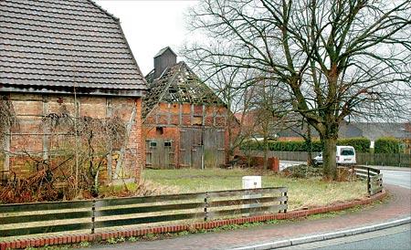 Hormann´sche Hof in Landesbergen