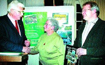 Bürgermeister Willi Heineking