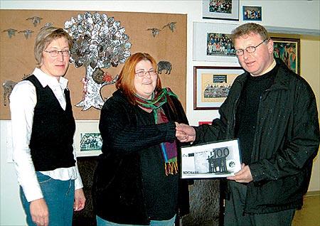 CDU Landesbergen spendet für Schule