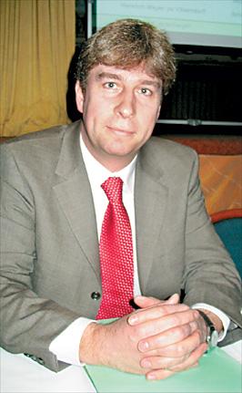 Referent Dr. Stefan Küssel