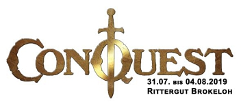 Logo Conquest 2019 © Live Adventure